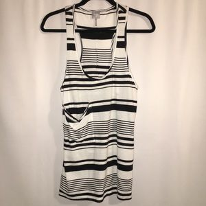 BOBI | MEDIUM | STRIPED TANK TOP WITH POCKET
